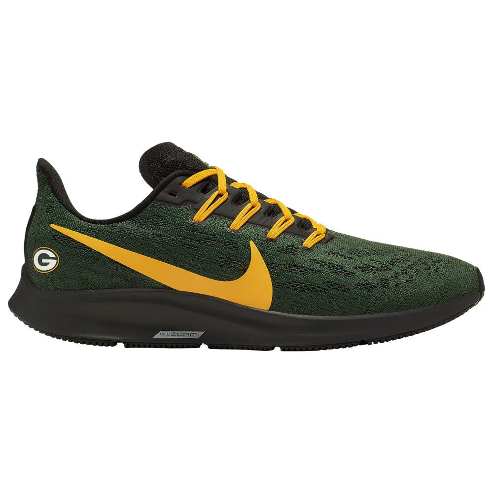 ナイキ Nike メンズ ランニング・ウォーキング シューズ・靴【Air Zoom Pegasus 36 NFL】NFL/Green Bay Packers/Fir/University Gold/Black