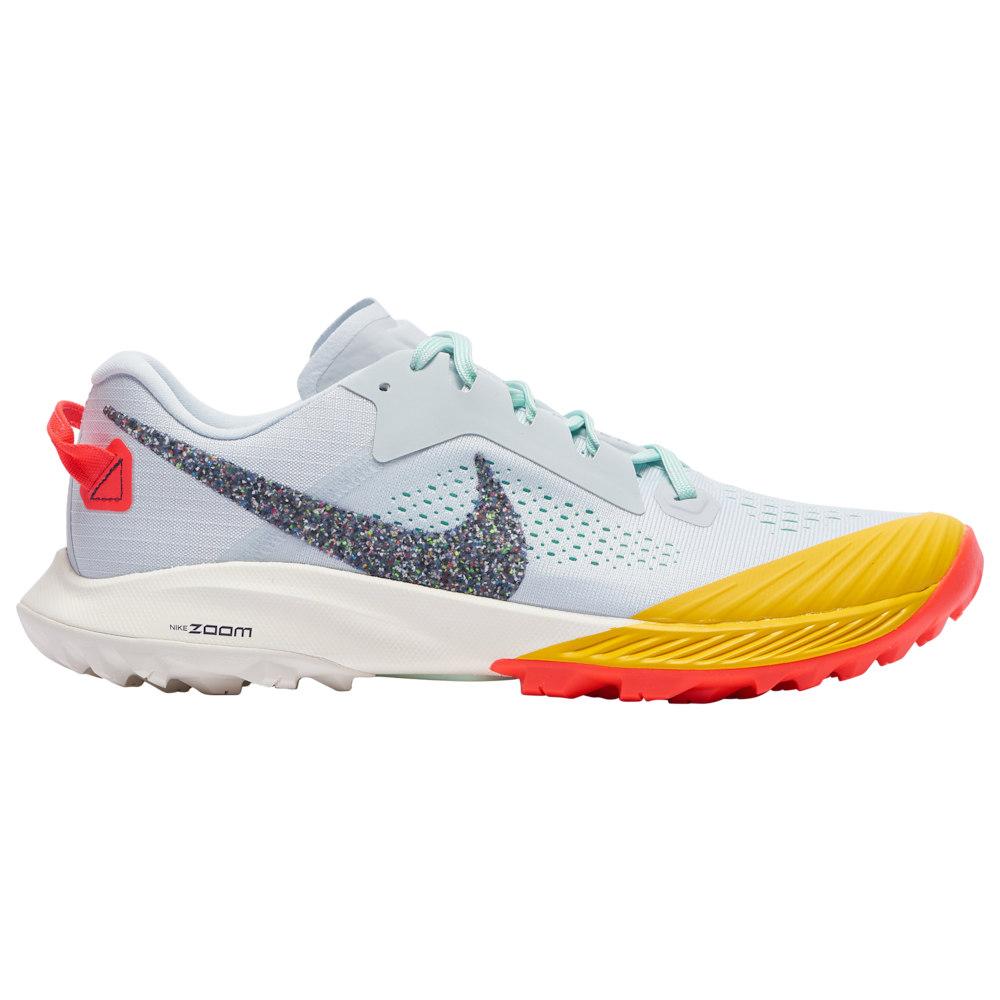 ナイキ Nike メンズ ランニング・ウォーキング シューズ・靴【Air Zoom Terra Kiger 6】Aura/Blackened Blue/Mint Foam/Speed Yellow