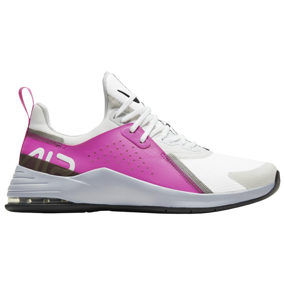 ナイキ Nike レディース フィットネス・トレーニング シューズ・靴【Air Bella TR 3】White/Black/Fire Pink/Pure Platinum