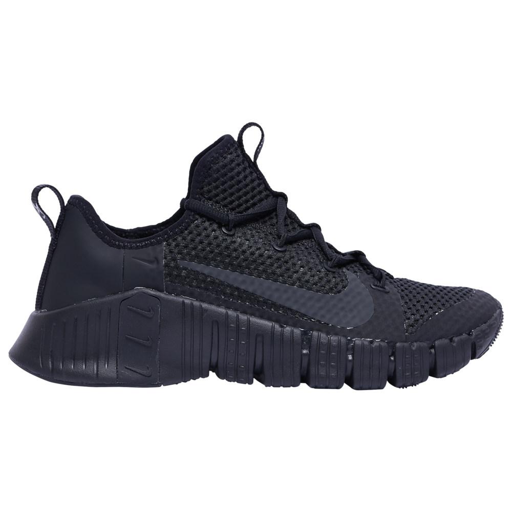 ナイキ Nike メンズ フィットネス・トレーニング シューズ・靴【Free Metcon 3】Black/Antrhacite/Black/Volt
