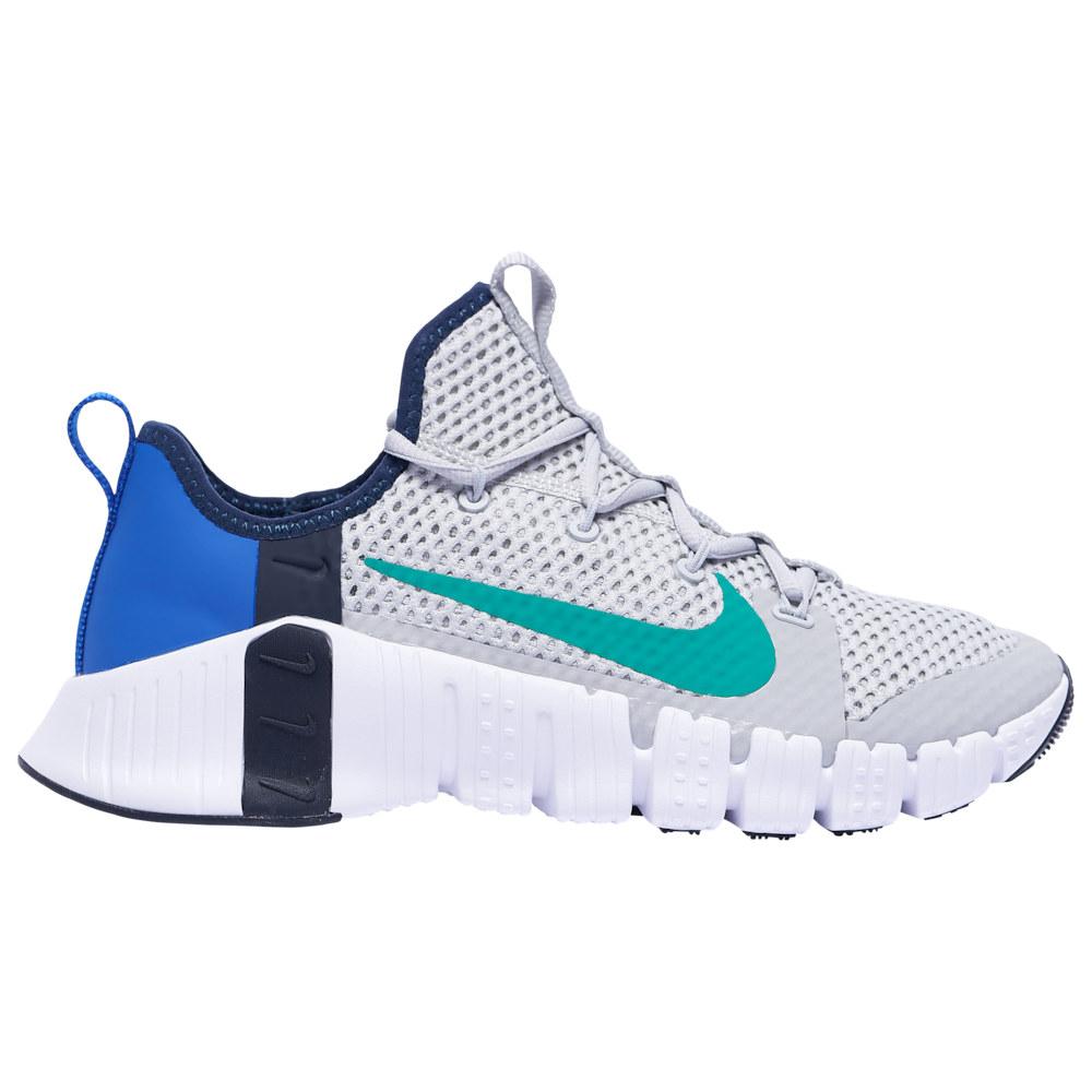ナイキ Nike メンズ フィットネス・トレーニング シューズ・靴【Free Metcon 3】Grey Fog/Neptune Green/Game Royal