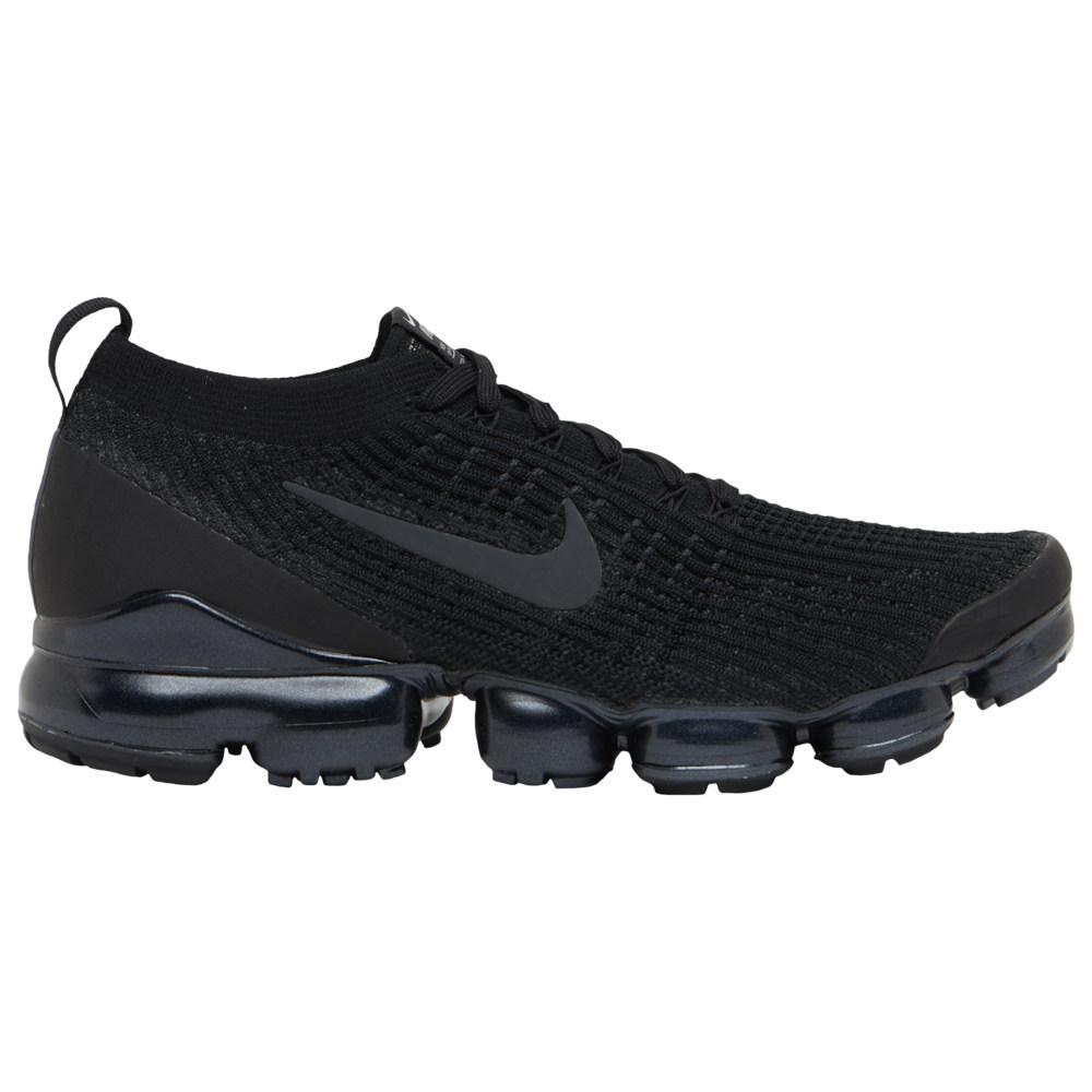ナイキ Nike メンズ ランニング・ウォーキング シューズ・靴【Air Vapormax Flyknit 3】Black/Anthracite/White