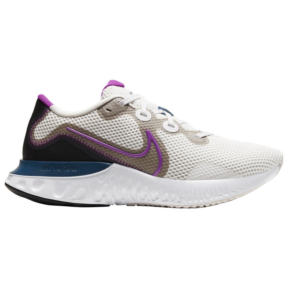 ナイキ Nike レディース ランニング・ウォーキング シューズ・靴【Renew Run】Platinum Tint/Vivid Purple/White