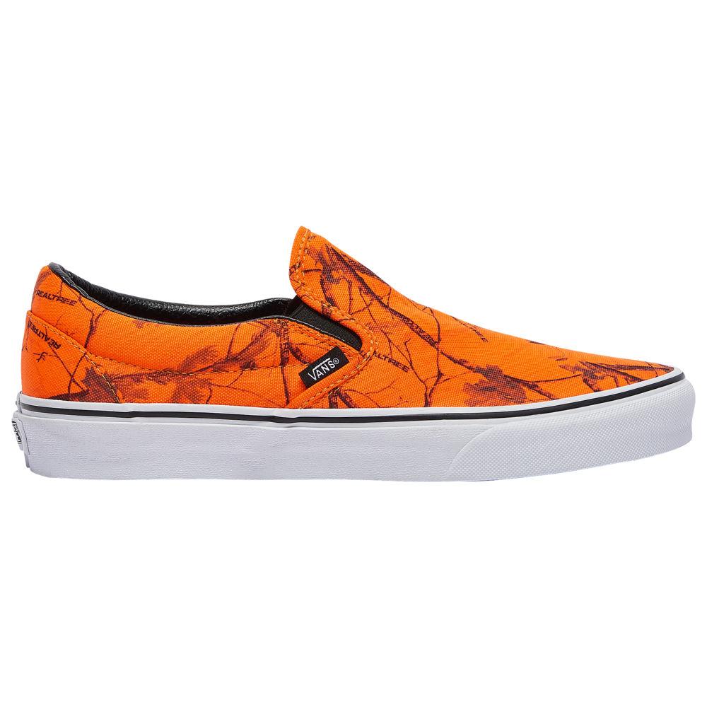 ヴァンズ Vans メンズ スケートボード スリッポン シューズ・靴【Classic Slip On】Blaze Camo