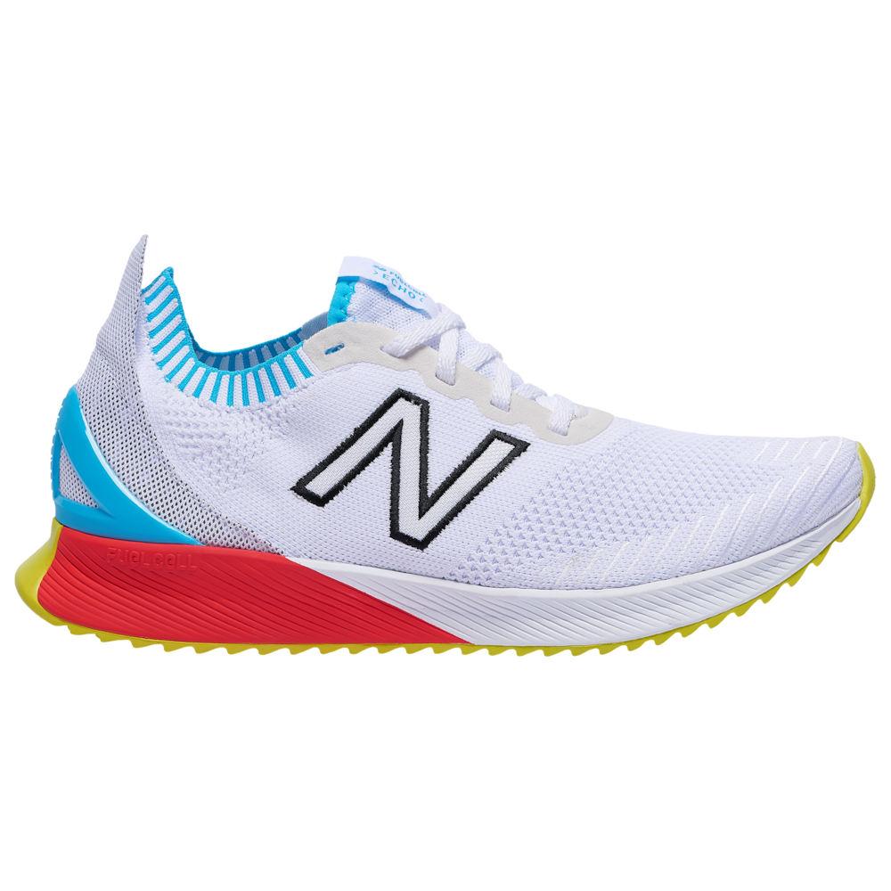ニューバランス New Balance メンズ ランニング・ウォーキング シューズ・靴【Fuelcell Echo】White/Bayside