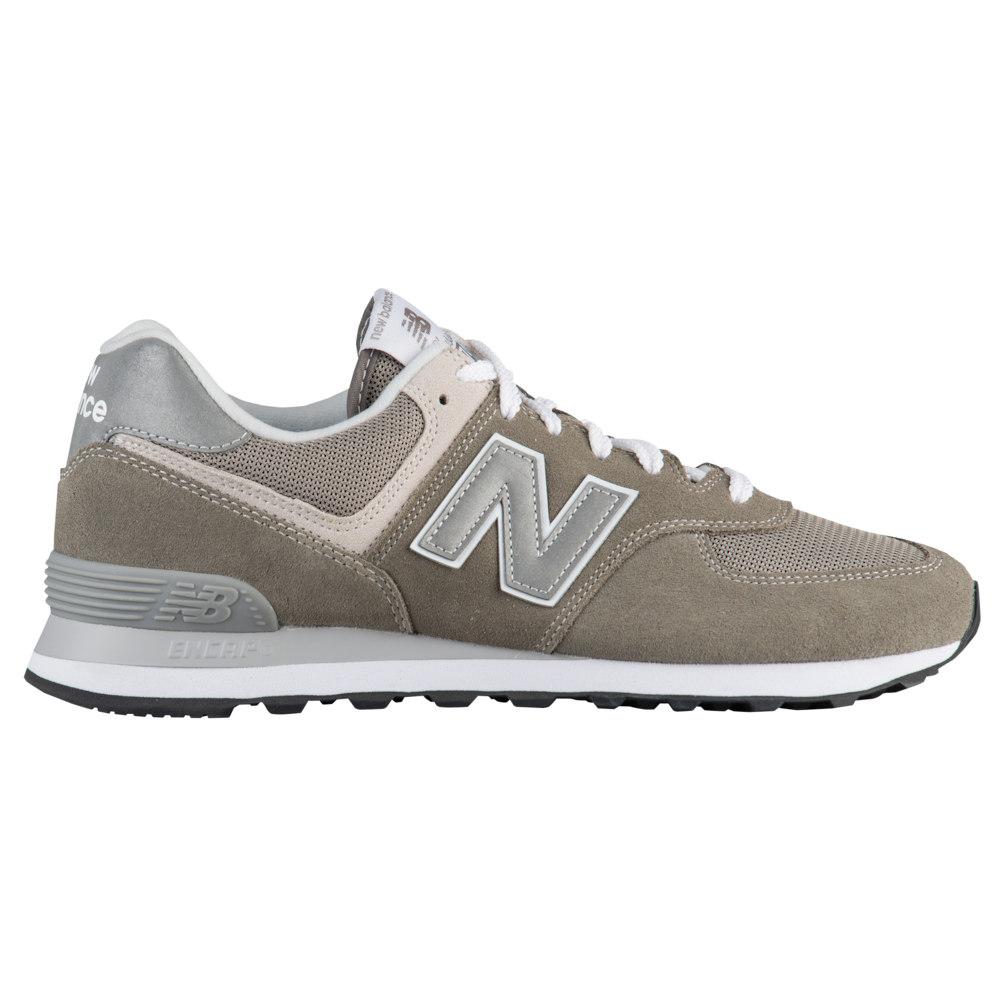 ニューバランス New Balance メンズ ランニング・ウォーキング シューズ・靴【574 Classic】Grey
