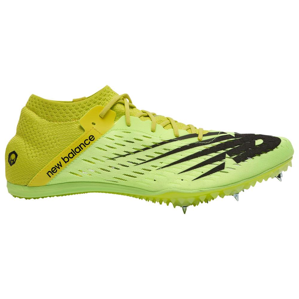 ニューバランス New Balance メンズ 陸上 シューズ・靴【MD800 V6】Sulphur Yellow/Black