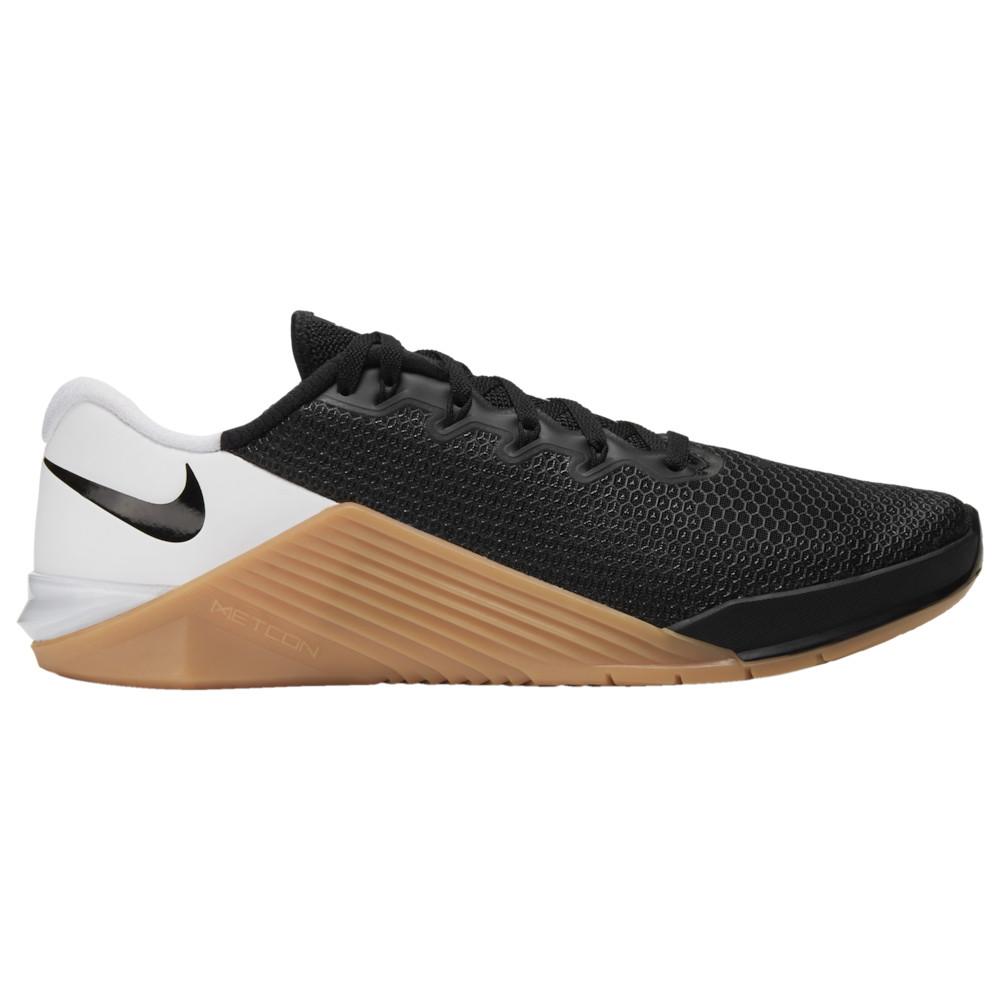 ナイキ Nike メンズ フィットネス・トレーニング シューズ・靴【Metcon 5】Black/Black/White/Gum Medium Brown