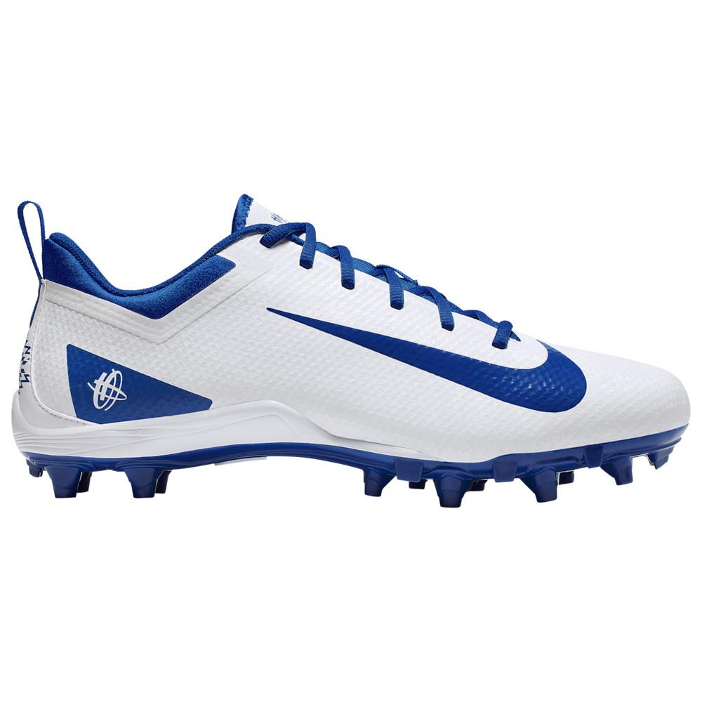 ナイキ Nike メンズ ラクロス シューズ・靴【Alpha Huarache 7 varsity LAX Low】White/Royal/White