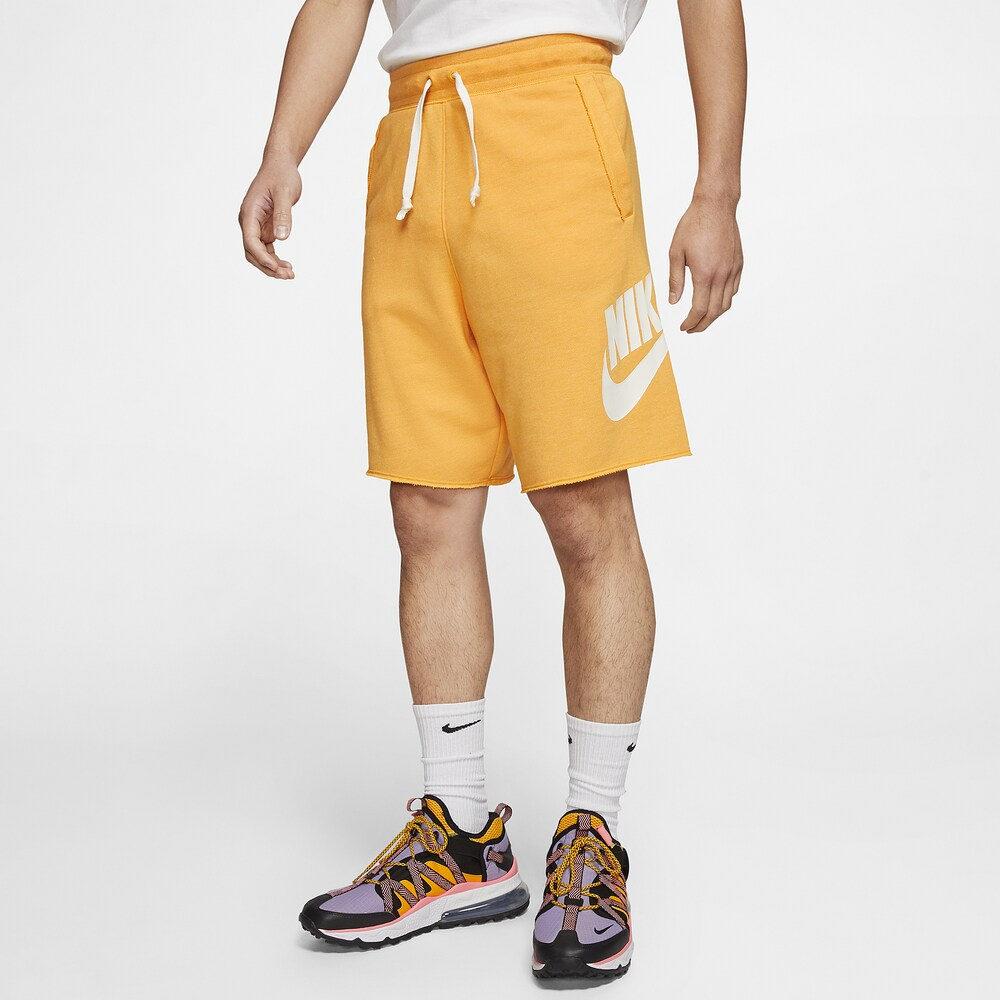 ナイキ Nike メンズ ショートパンツ ボトムス・パンツ【Alumni Shorts】University Gold/White