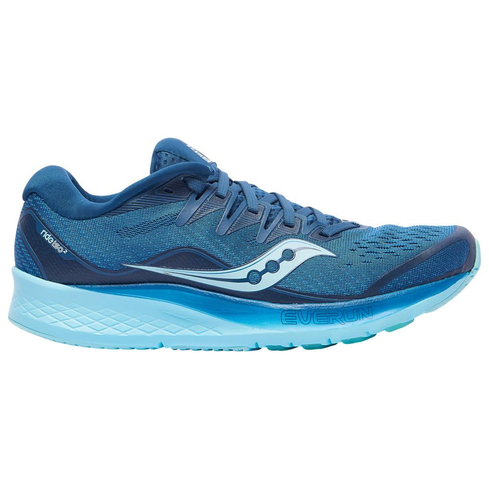 サッカニー Saucony レディース ランニング・ウォーキング シューズ・靴【Ride ISO 2】Blue/Aqua