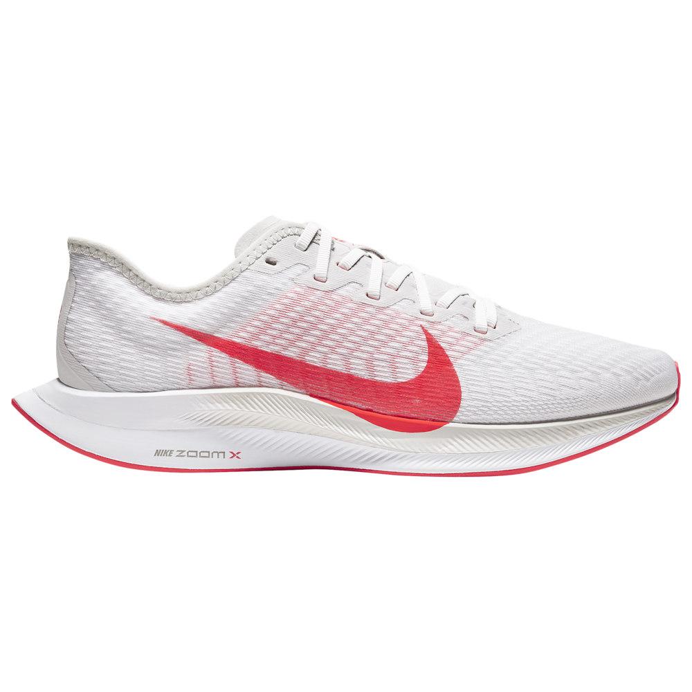ナイキ Nike メンズ ランニング・ウォーキング シューズ・靴【Air Zoom Pegasus Turbo 2】Platinum Tint/Laser Crimson/White