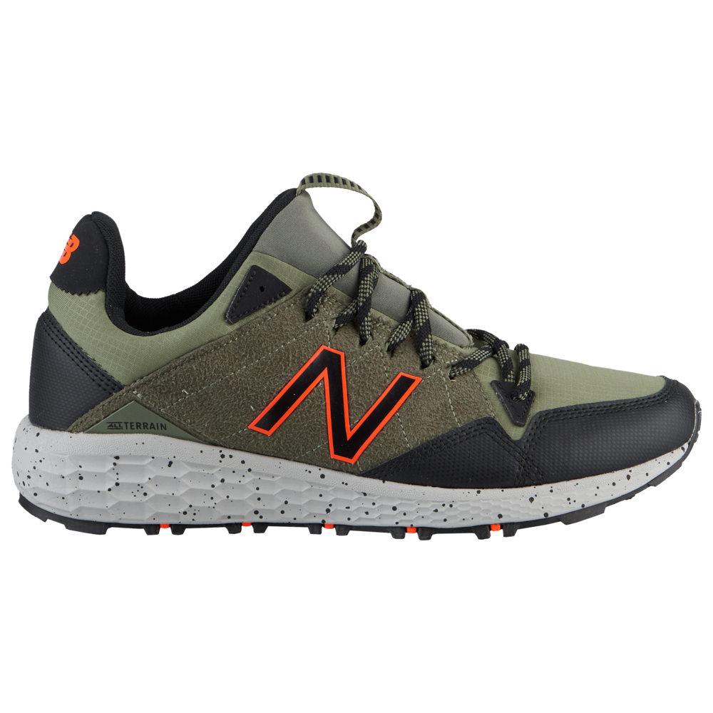 ニューバランス New Balance メンズ ランニング・ウォーキング シューズ・靴【Fresh Foam Crag】Faded Rosin/Mineral Green