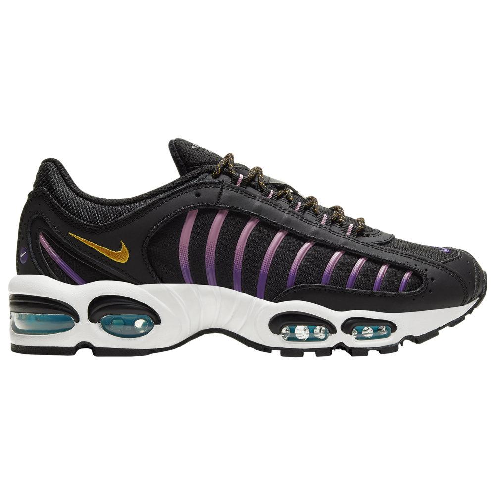 ナイキ Nike メンズ ランニング・ウォーキング シューズ・靴【Air Max Tailwind IV】Black/Pollen Rise/Voltage Purple/White