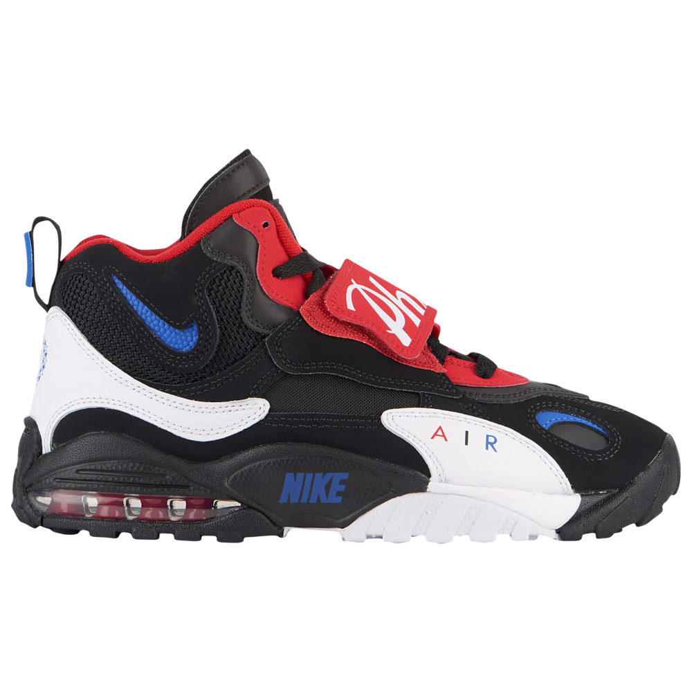 ナイキ Nike メンズ フィットネス・トレーニング シューズ・靴【Air Max Speed Turf】Black/Game Royal/University Red/White