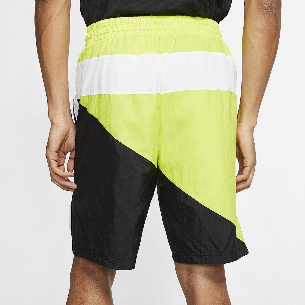 ナイキ Nike メンズ ショートパンツ ボトムス・パンツ Flight Woven Shorts Black Cyan1uF3cTlKJ