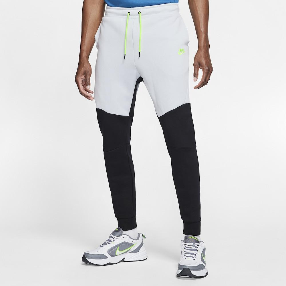 ナイキ Nike メンズ ジョガーパンツ ボトムス・パンツ【Catching Air Tech Fleece Jogger】Black/Pure Platinum