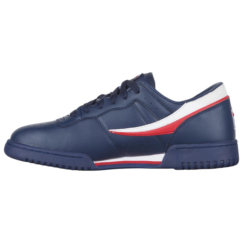 フィラ Fila メンズ フィットネス・トレーニング シューズ・靴【Original Fitness】Navy