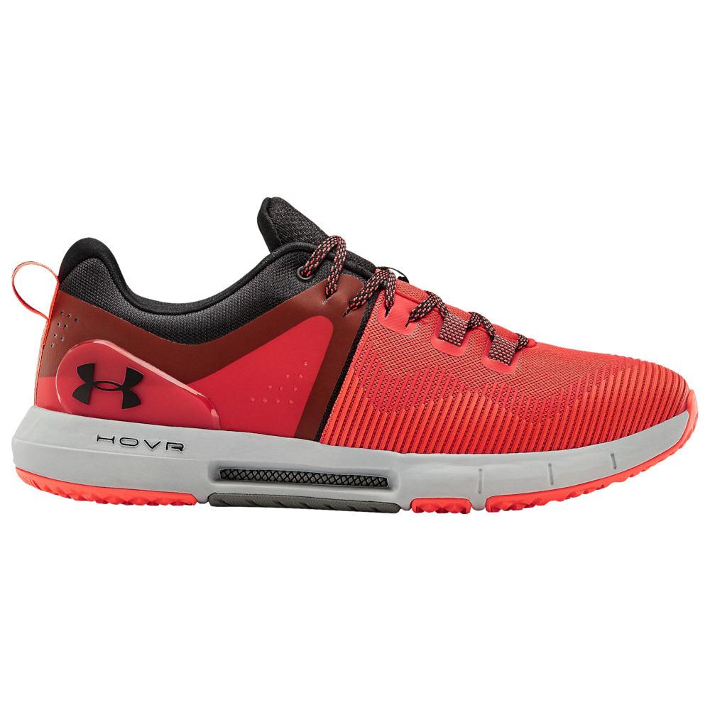 アンダーアーマー Under Armour メンズ フィットネス・トレーニング シューズ・靴【Hovr Rise】Versa Red/Mod Grey/Black