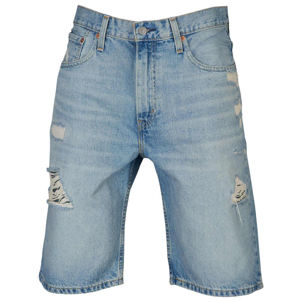 リーバイス Levi's メンズ ショートパンツ ボトムス・パンツ【569 Loose Straight Shorts】Gummy Bears-Dx