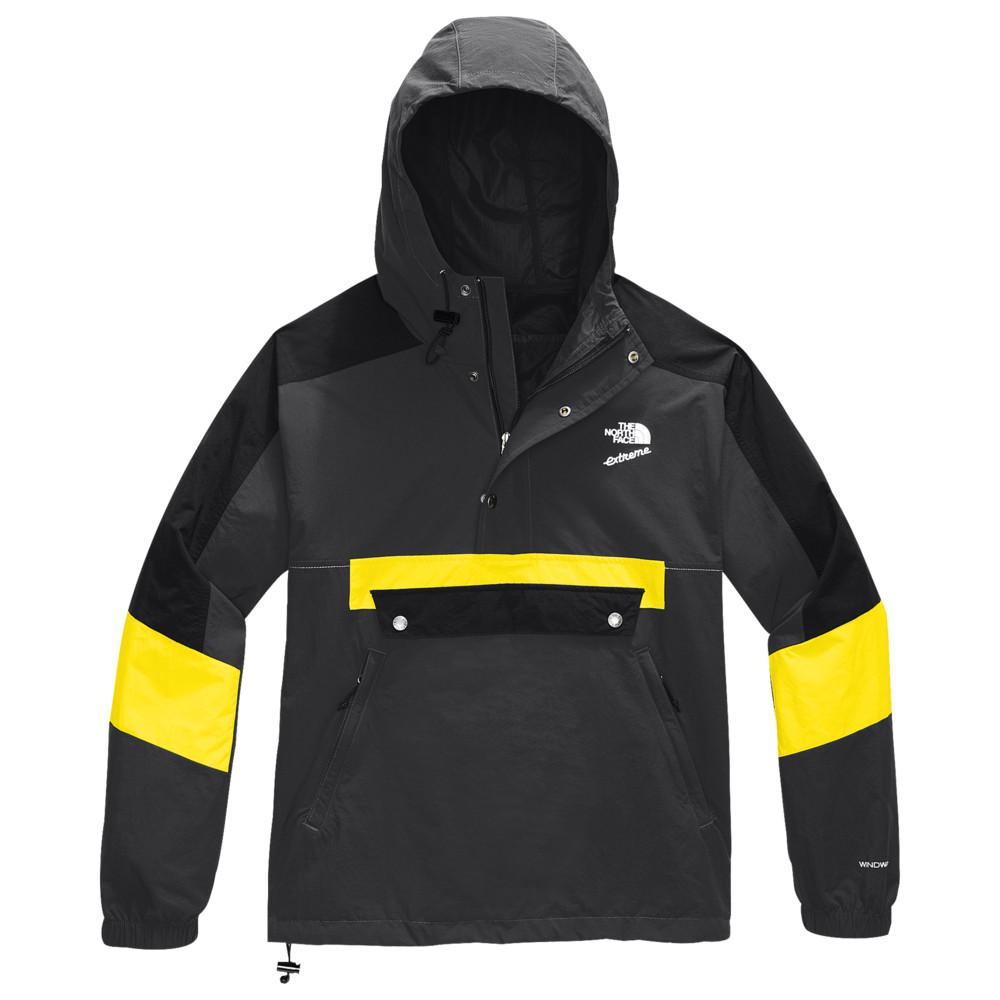ザ ノースフェイス The North Face メンズ ジャケット アノラック アウター【Extreme 2 Anorak Jacket】Grey/Yellow