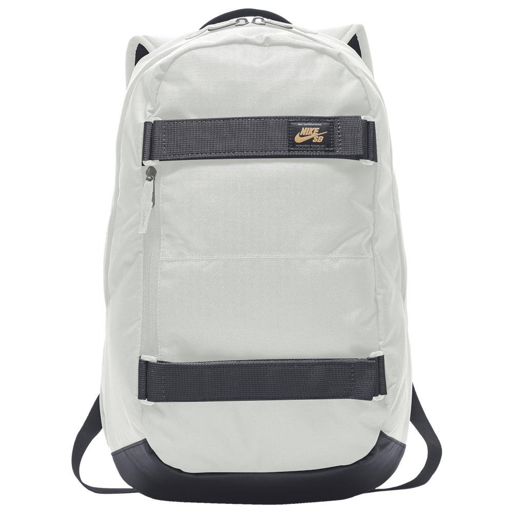 ナイキ Nike SB ユニセックス バックパック・リュック バッグ【Courthouse Backpack】Summit White/Dark Obsidian/Celestial Gold