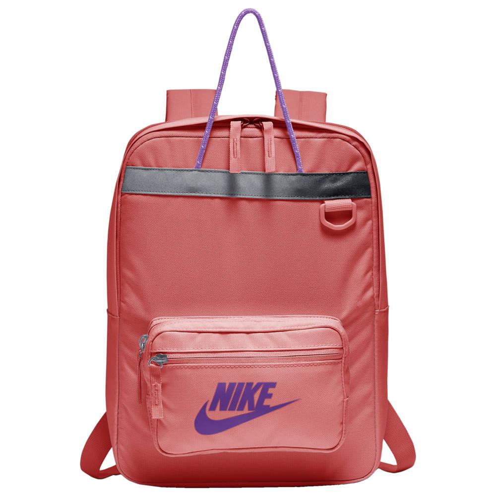 ナイキ Nike レディース バックパック・リュック バッグ【Tanjun Backpack】Magic Ember/Purple Nebula