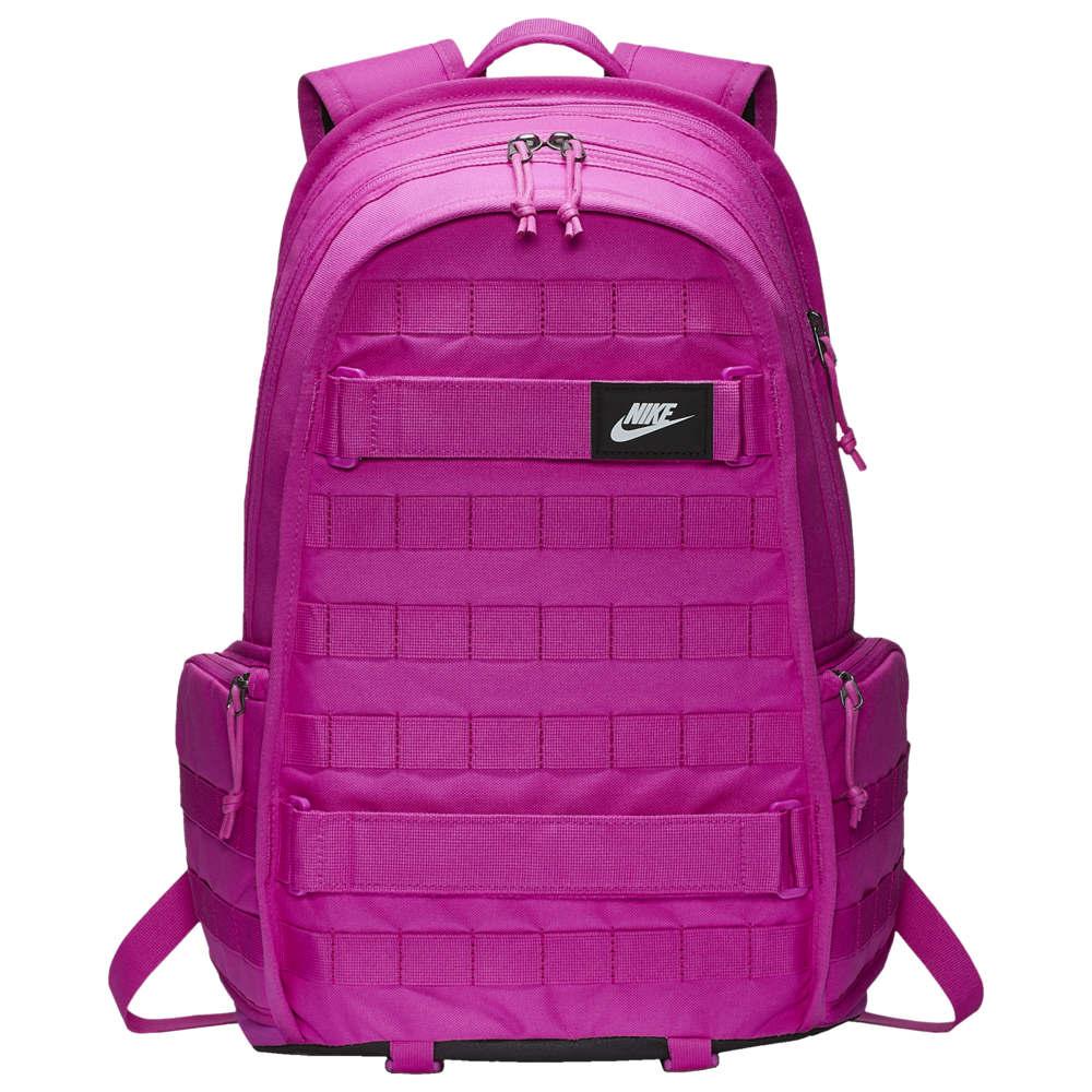 ナイキ Nike ユニセックス バックパック・リュック バッグ【RPM Backpack】Fire Pink/Black