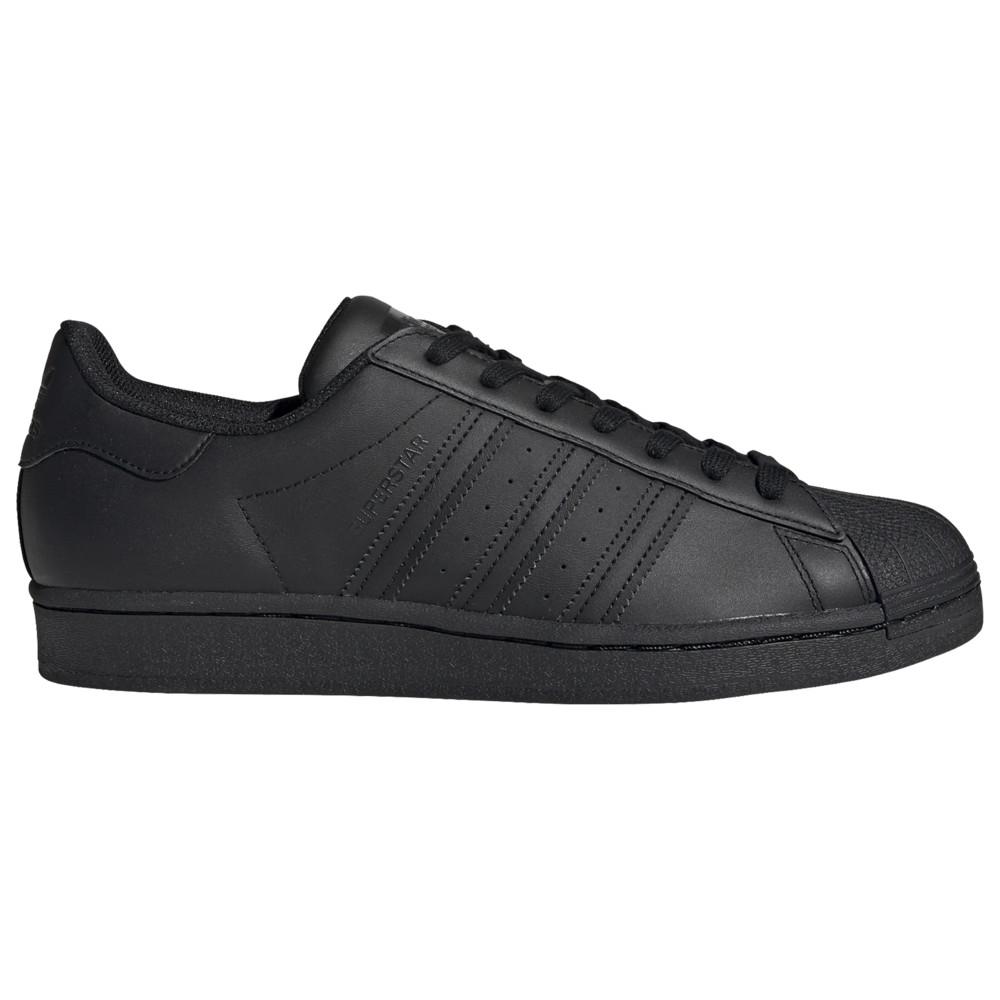 アディダス adidas Originals メンズ バスケットボール シューズ・靴【Superstar】Black/Black/Black