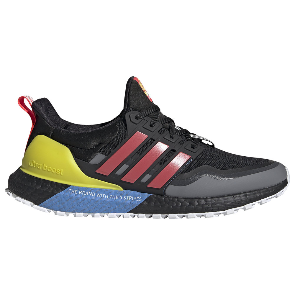 アディダス adidas メンズ ランニング・ウォーキング シューズ・靴【Ultraboost All Terrain】Trail/Core Black/Shock Red/Shock Yellow