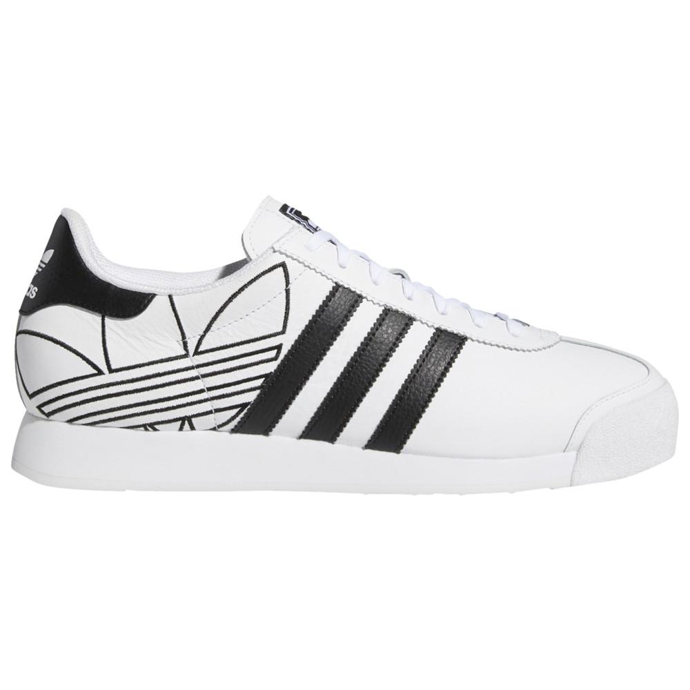 アディダス adidas Originals メンズ フィットネス・トレーニング シューズ・靴【Samoa】White/Black/White
