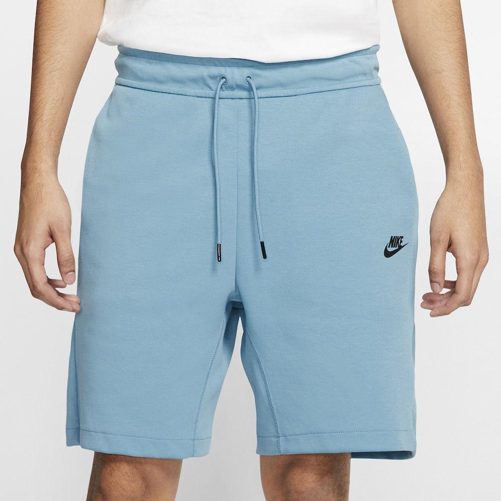 ナイキ Nike メンズ ショートパンツ ボトムス・パンツ【Tech Fleece Shorts】Cerulean/Black