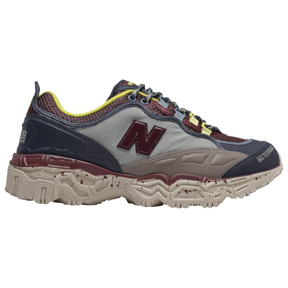 ニューバランス New Balance メンズ ランニング・ウォーキング シューズ・靴【801】Burgundy