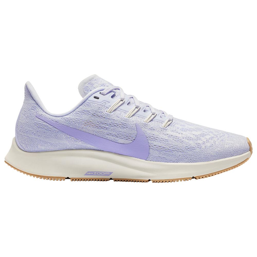 ナイキ Nike レディース ランニング・ウォーキング シューズ・靴【Air Zoom Pegasus 36】Platinum Tint/Purple Agate/Pale Ivory