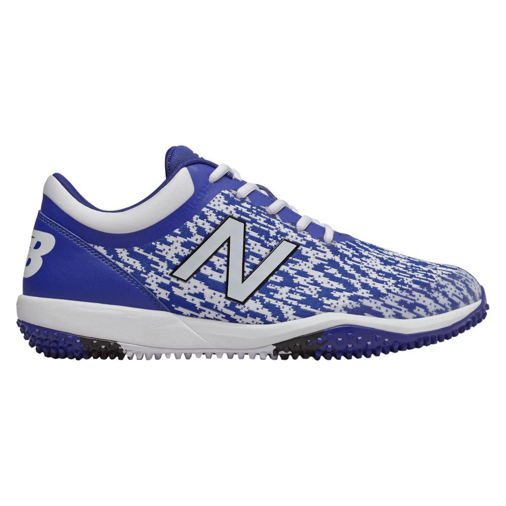 ニューバランス New Balance メンズ 野球 シューズ・靴【4040v5 Turf】Royal/White