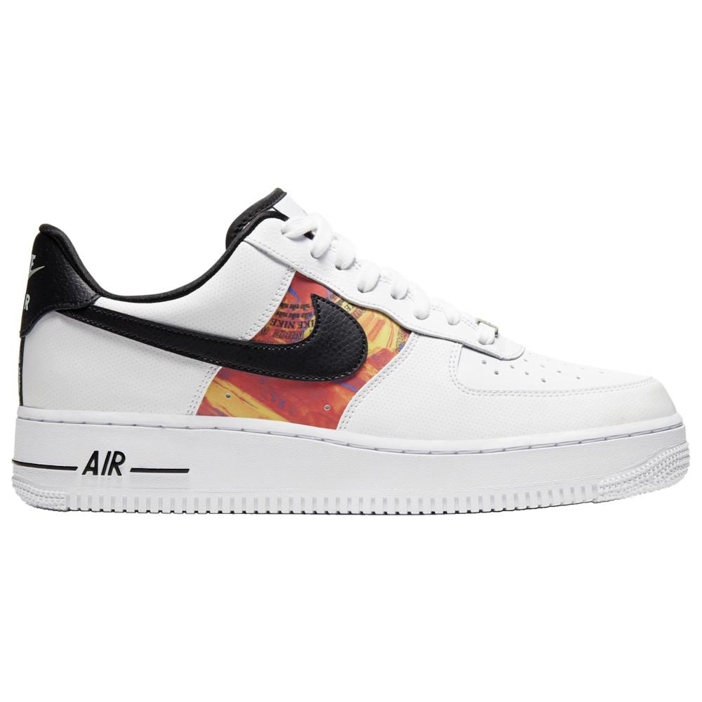 ナイキ Nike メンズ バスケットボール シューズ・靴【Air Force 1 LV8】White/Black/Multi/Pistachio Frost