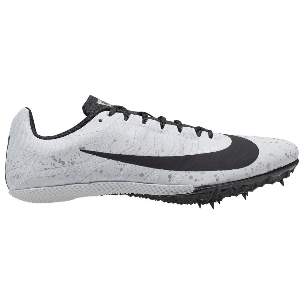 ナイキ Nike メンズ 陸上 シューズ・靴【Zoom Rival S 9】Pure Platinum/Black/Metallic Silver