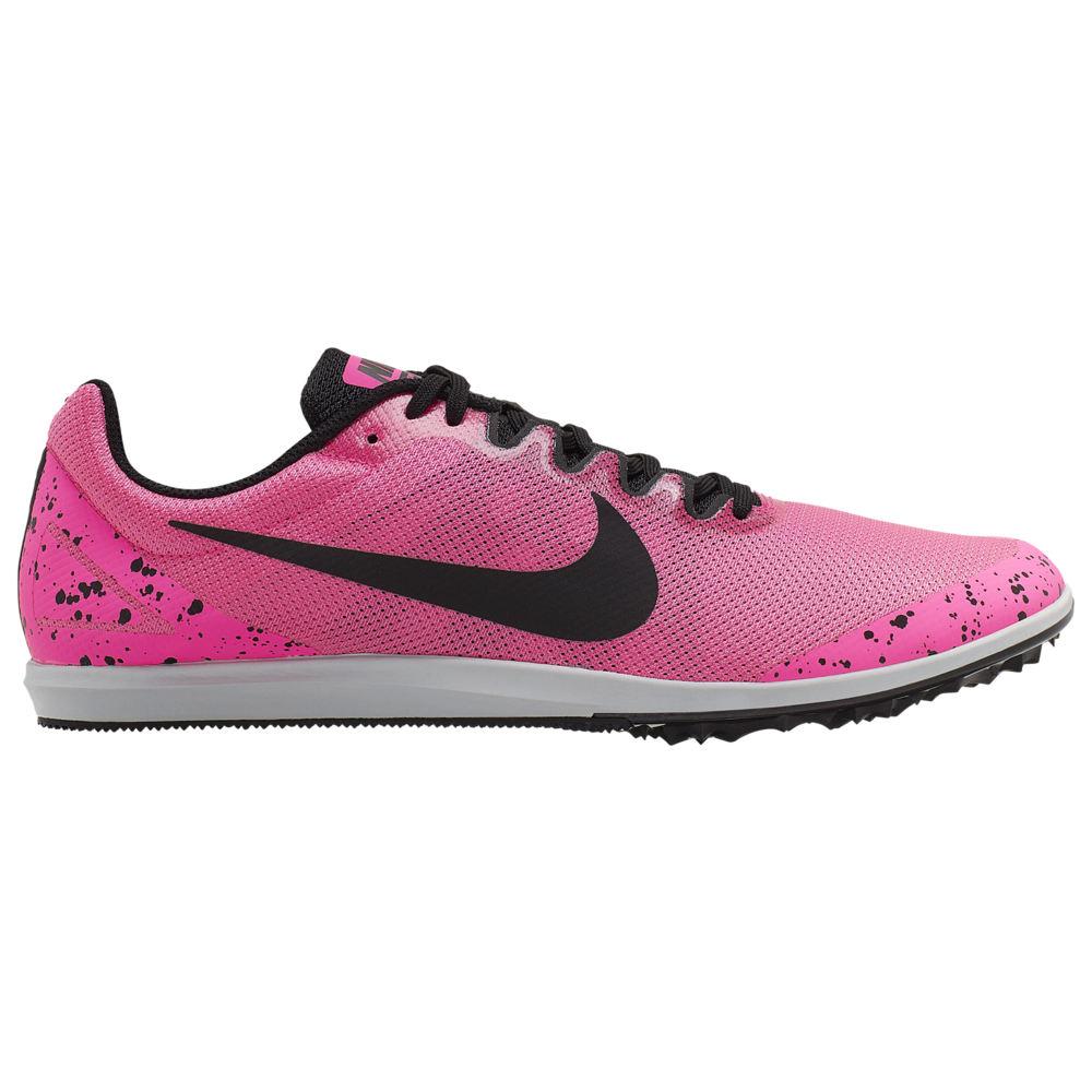 ナイキ Nike メンズ 陸上 シューズ・靴【Zoom Rival D 10】Pink Blast/Black/Pure Platinum