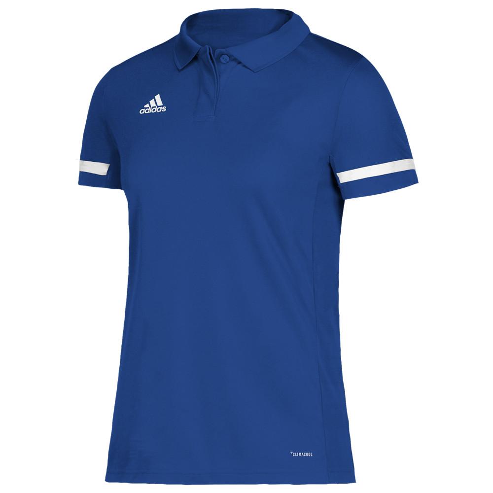 アディダス adidas レディース ポロシャツ トップス【Team 19 Polo】Team Royal/White