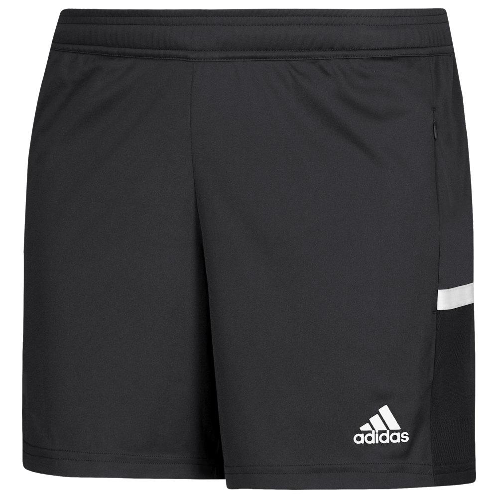 アディダス adidas レディース フィットネス・トレーニング ショートパンツ ボトムス・パンツ【Team 19 3 Pocket Shorts】Black/White