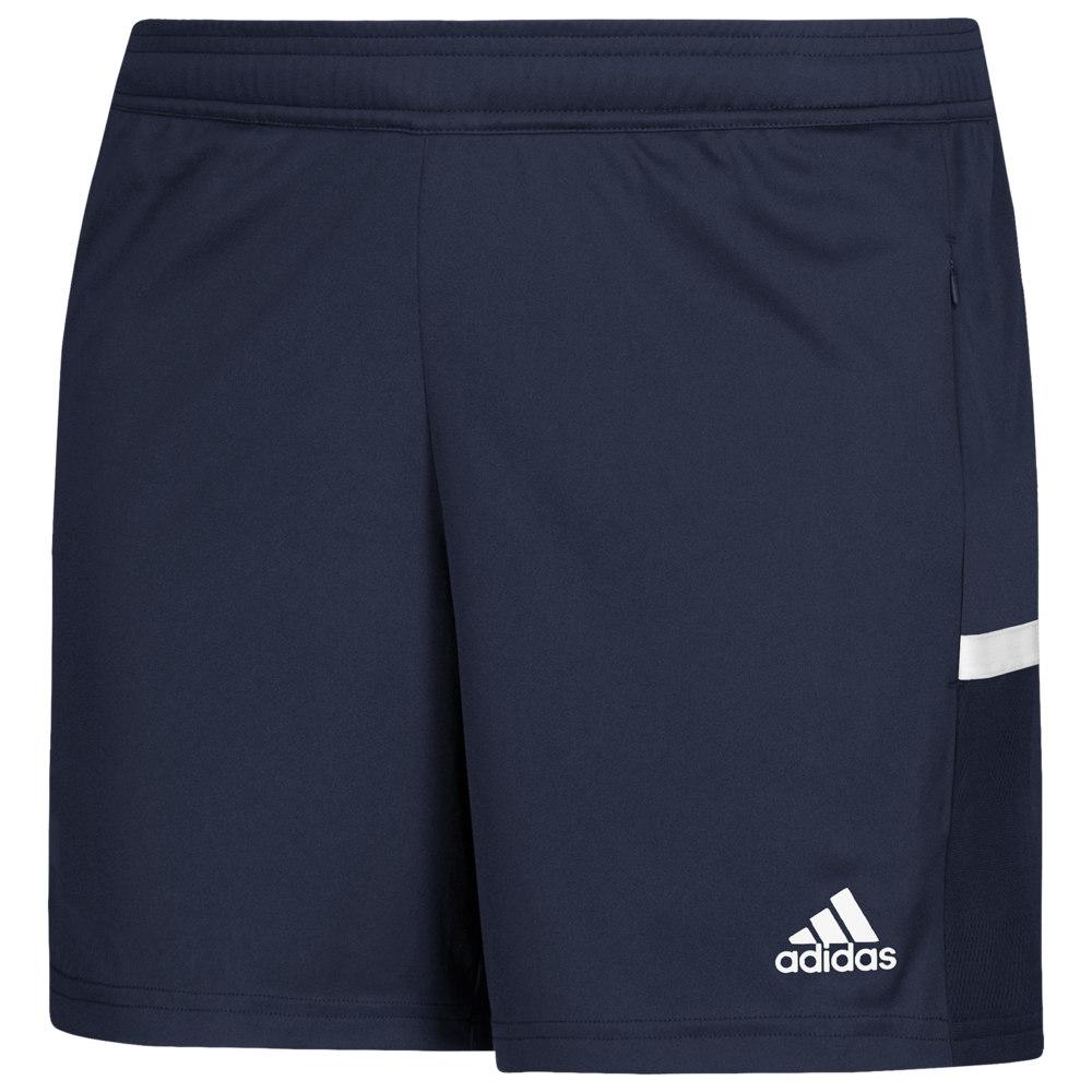 アディダス adidas レディース フィットネス・トレーニング ショートパンツ ボトムス・パンツ【Team 19 3 Pocket Shorts】Team Navy/White
