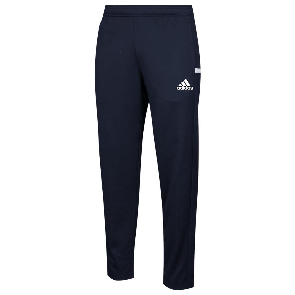 アディダス adidas メンズ フィットネス・トレーニング スウェット・ジャージ ボトムス・パンツ【Team 19 Track Pants】Team Navy/White