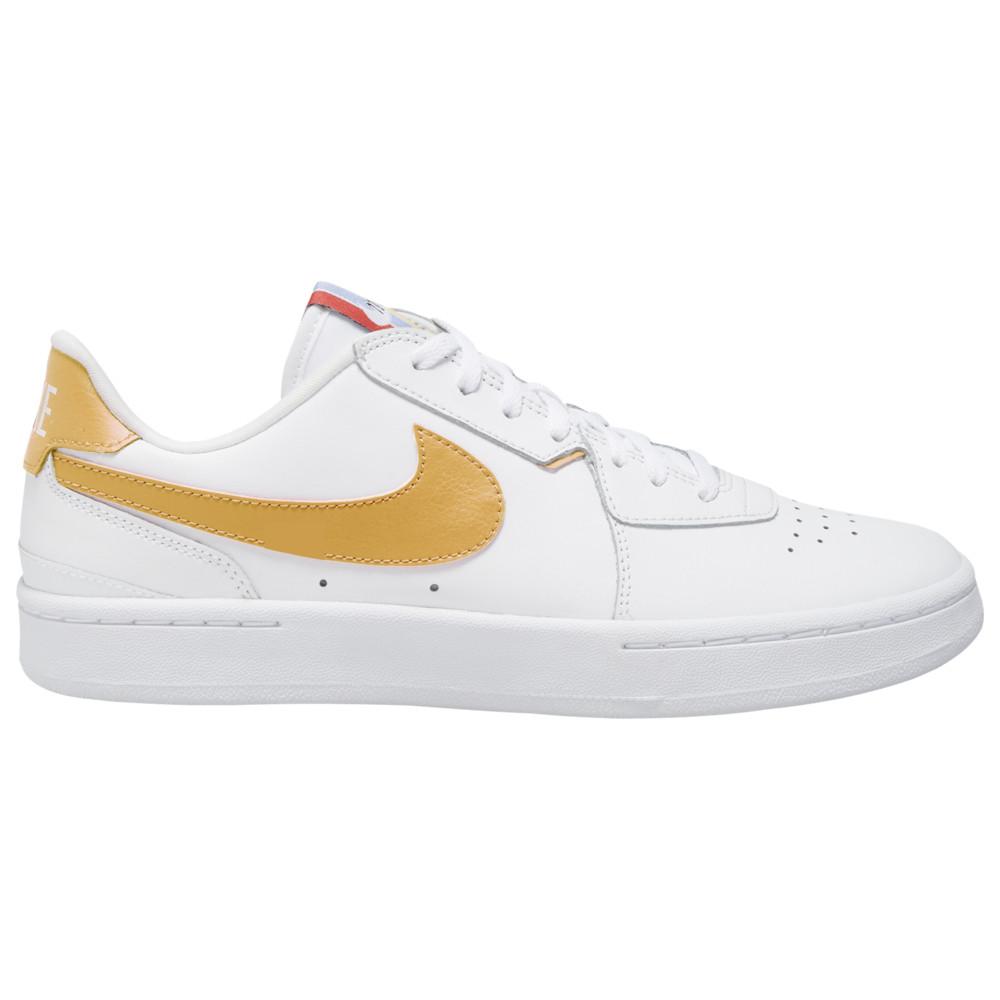 ナイキ Nike レディース ランニング・ウォーキング シューズ・靴【Court Blanc】White/Pollen Rise/Black