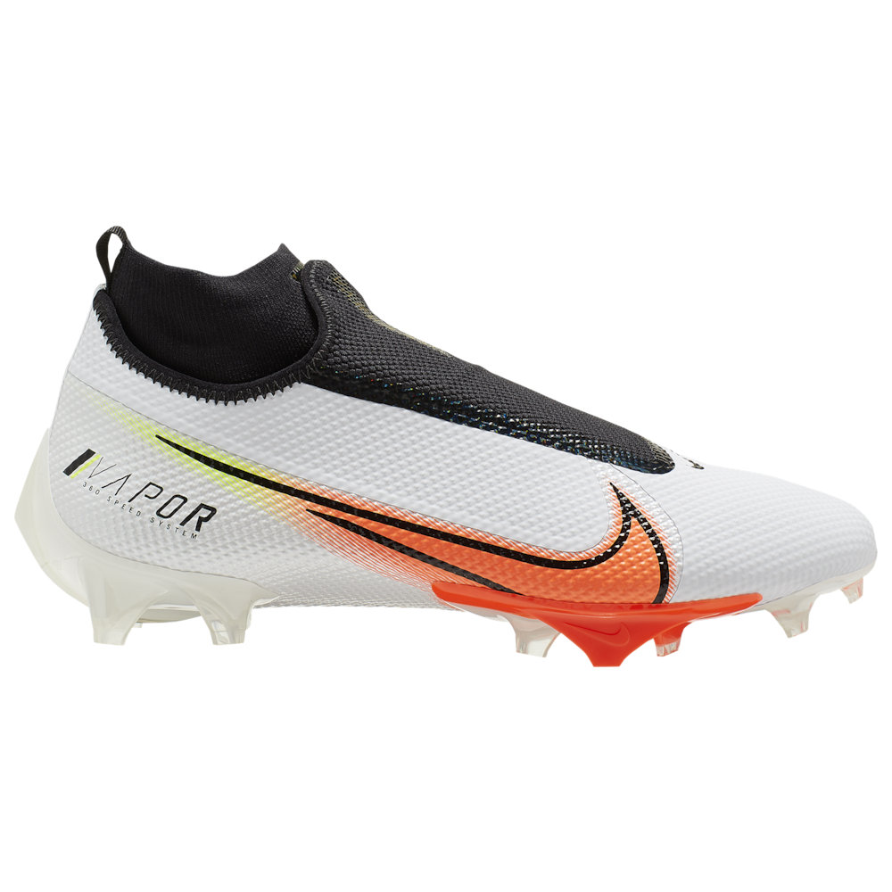 ナイキ Nike メンズ アメリカンフットボール シューズ・靴【Vapor Edge Pro 360】White/Black/Hyper Crimson