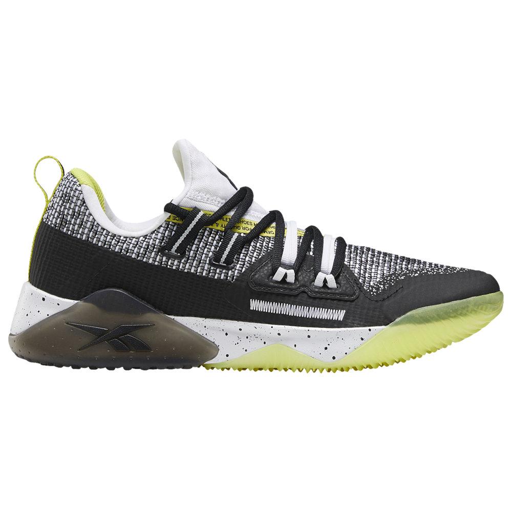 リーボック Reebok メンズ フィットネス・トレーニング スニーカー シューズ・靴【JJ III Trainer Low】Black/White/Hero Yellow