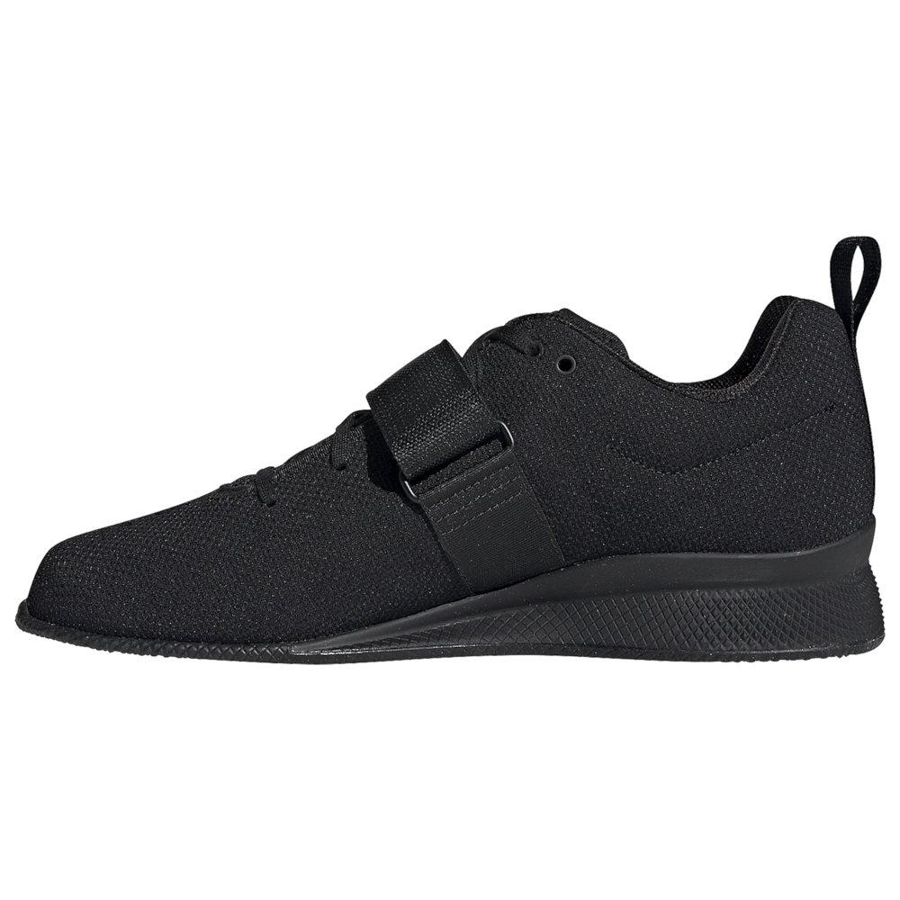 アディダス adidas メンズ フィットネス・トレーニング シューズ・靴【Adipower Weightlifter II】Core Black/Black/Black
