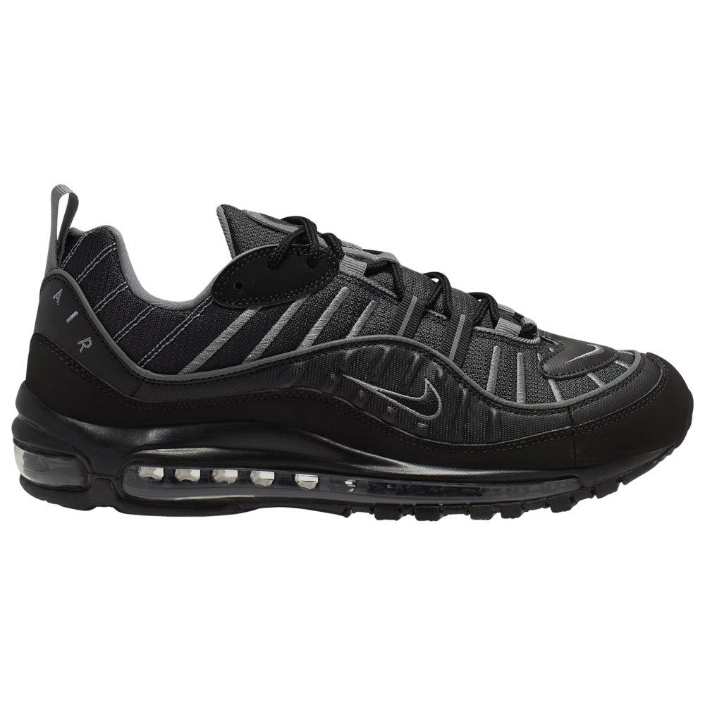 ナイキ Nike メンズ ランニング・ウォーキング シューズ・靴【Air Max 98】Black/Black/Smoke Grey/Vast Grey
