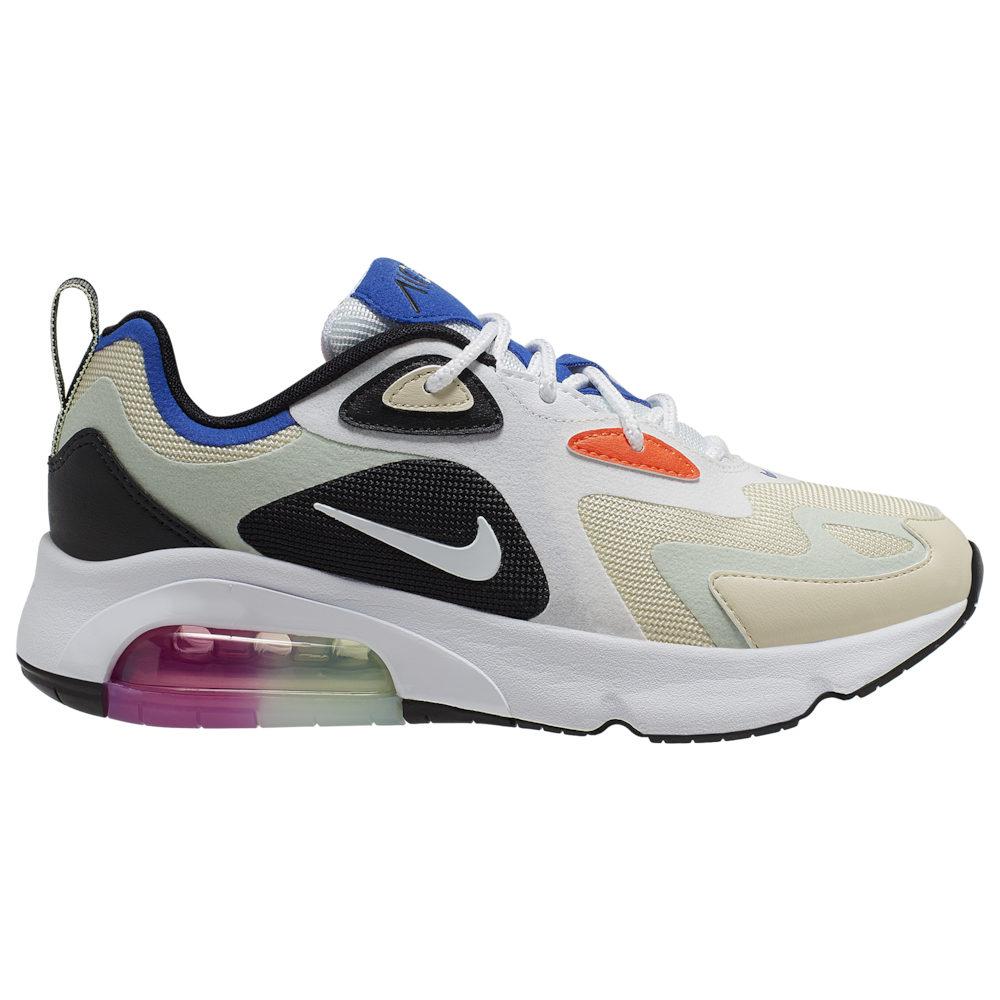 ナイキ Nike レディース ランニング・ウォーキング シューズ・靴【Air Max 200】Fossil/White/Black