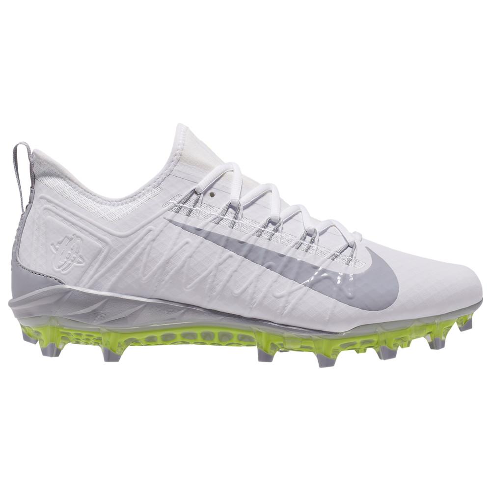 ナイキ Nike メンズ ラクロス シューズ・靴【Alpha Huarache 7 Pro LAX】White/Wolf Grey/Volt