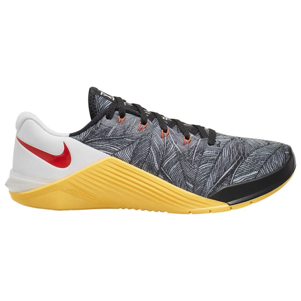 ナイキ Nike レディース フィットネス・トレーニング シューズ・靴【Metcon 5】Black/Team Orange/White/Laser Orange
